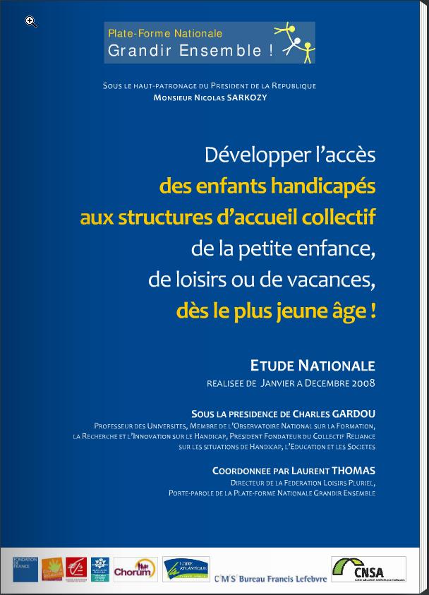 Partenaires Mission Nationale Accueils De Loisirs Et Handicap
